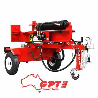 58 TON HYDRAULIC LOG SPLITTER