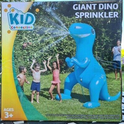 Giant Dino Sprinkler - Kid Connection - 7 feet tall