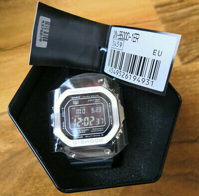 Casio G-Shock *GMW-B5000-1ER* 35th Anniversary Limited Edition Solar Men's Watch