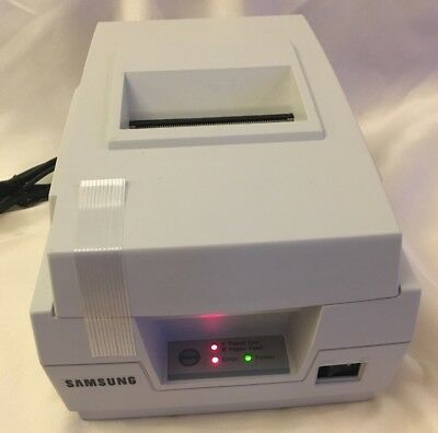 Samsung Srp-270ap Dot Matrix Pos Receipt Printer - With Power Supply