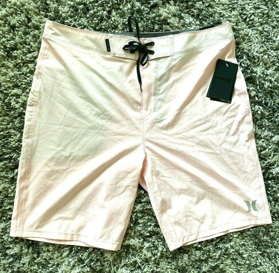 """Hurley Men's Phantom One and Only 20"""" Stretch Boardshorts RA"""