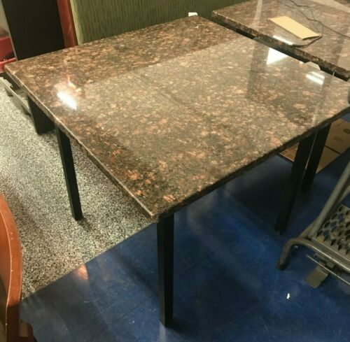 Used Granite Table with Base