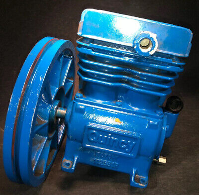 Quincy Qts3qcb4 Air Compressor Pump With Flywheel. Our 2