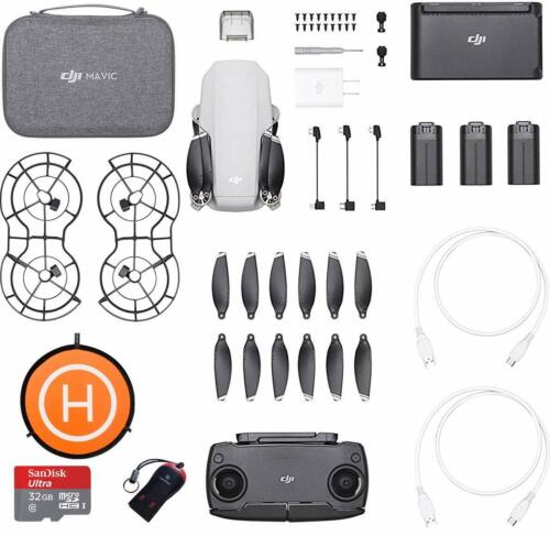 DJI Mavic Mini Fly More combo - Drone with 2.7K Camera  Pro Combo Bundle