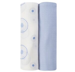 Aden by Anais Silky soft swaddle blankets -2