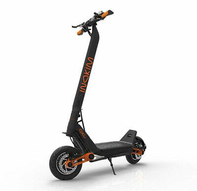 INOKIM™ OXO - Patinete Electrico 2000W 60V 25,6Ah - 65Km/h - NUEVO!!!
