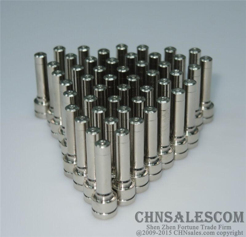 50 pcs PT-31 XT Electrodes Plasma Cutter Cutting Torch 30-50 Amp. No.20862