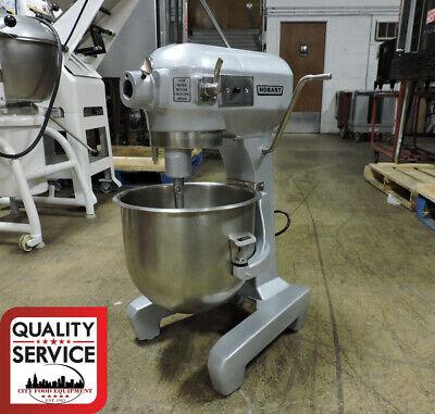 Hobart A200 20 Quart Mixer - Classic Hobart Dough Mixer W 20 Qt Bowl 115v
