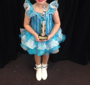 Girls Dance Costumes , Jazz, Tapp, Modern Bedford Bayswater Area Preview