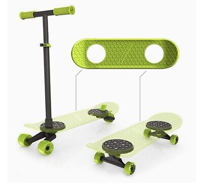"""MorfBoard Skate & Scoot Set - RRP £99.99 - """"Best in Class"""" NEW"""