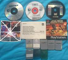 3 SONY PLAYSTATION 1 GAMES + ACCESSORIES Colyton Penrith Area Preview