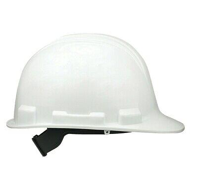 Safety Works SWX00344 V-Gard Hard Hat, Polyethylene, White New