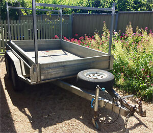 8x5 Tandem Trailer Sheidow Park Marion Area Preview