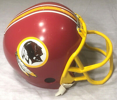 Redskins Replica Football Helmet For Children Collectible Toy](Toy Football Helmets)