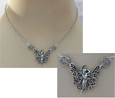 Silver Fairy Strand Necklace Jewelry Handmade NEW Chain Accessories Fashion