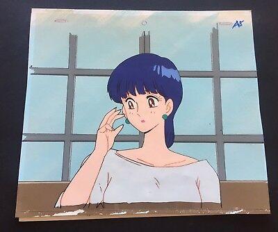 Sailor Moon - YOSHIKO KAYAMA anime cel A8 w/ Genga and Background ~ Ray Rohr