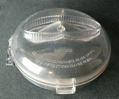 Cuisinart Mini-Prep Return Food Processor Cover Lid Top Replacement DLC-200 2.F1