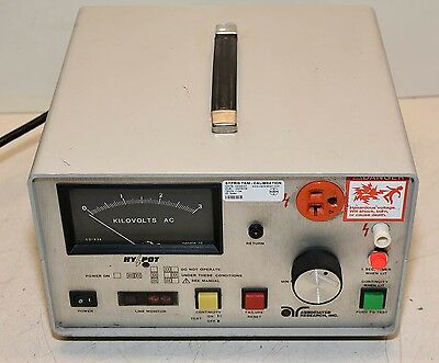 Associated Research Hypot Ground Continuity Tester 4040at