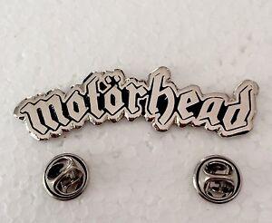 Lemmy Motorhead Pin Badge, Rock Heavy Metal, Biker, Hells Angels, Alchemy, Poker