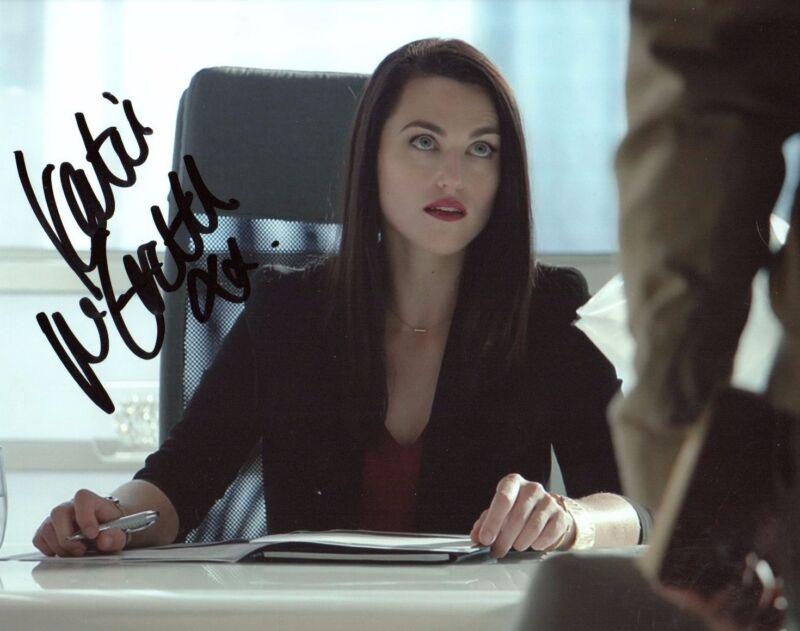 Katie McGrath Supergirl Autographed Signed 8x10 Photo COA #12