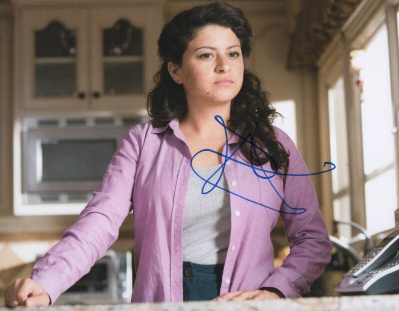 GFA Arrested Development * ALIA SHAWKAT * Signed 8x10 Photo A1 COA