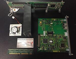 Konica Minolta Bizhub C351 C450 Fax Kit FK-502 MK-703 MK-704 +