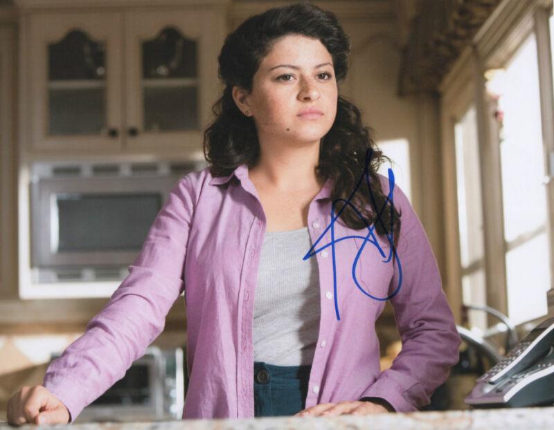 GFA Arrested Development * ALIA SHAWKAT * Signed 8x10 Photo AD5 COA