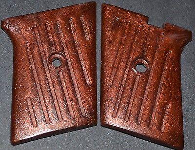 Acp Antique - Phoenix Arms Raven 25 ACP pistol grips striped antique copper plastic