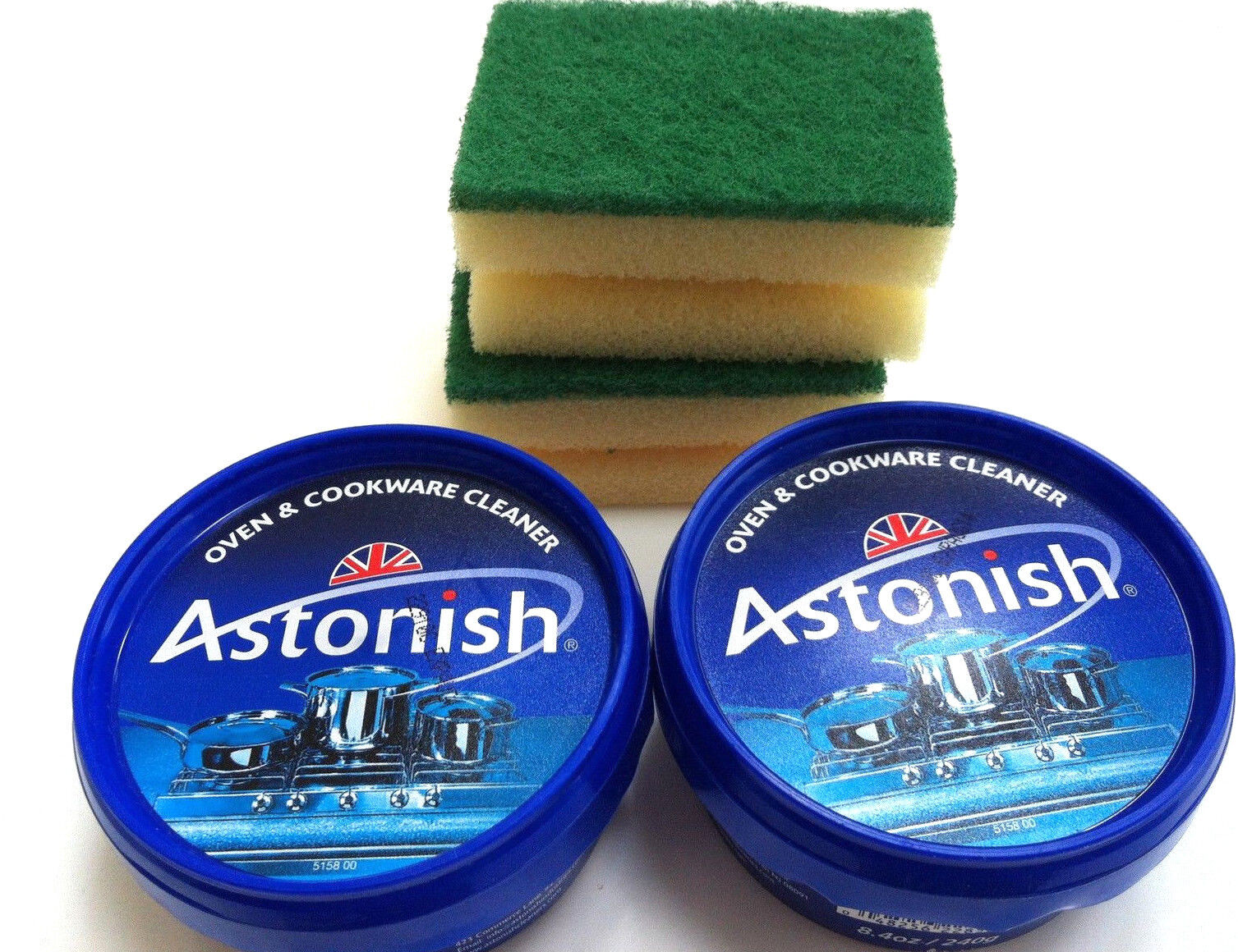 Astonish Oven & Cookware Cleaner and Grease Lifter