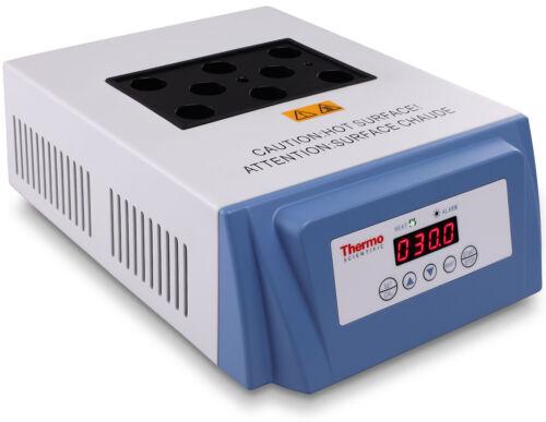 THERMO SCIENTIFIC 88870001 Digital Dry Bath Heater 120V Single Block