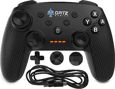 Ortz Wireless Gaming Controller Nintendo Switch Best for PC USB Computer