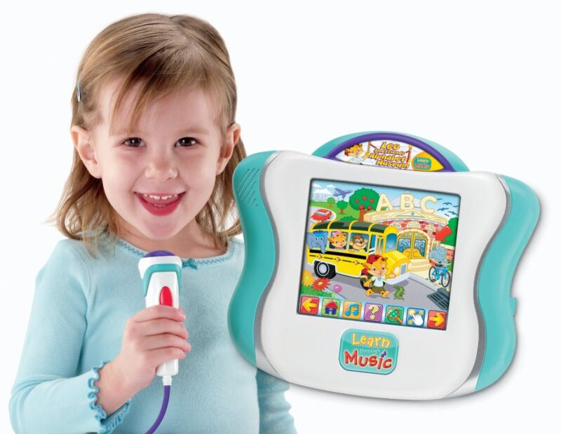Baby Toddler Fisher-Price Learn Through Music TouchPad Development -white