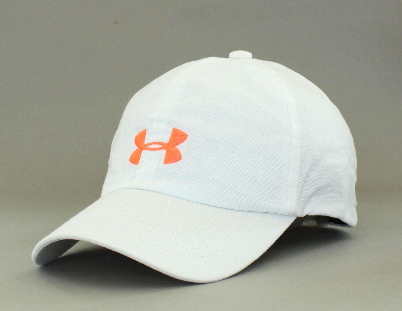 Under Armour UA Girl's Armour Cap Baseball Ball Hat Adjustab
