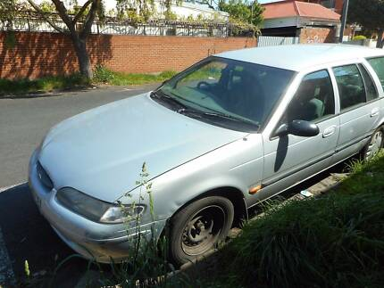 1998 Ford Falcon PERFECT FOR BACKPACKERS Coburg Moreland Area Preview