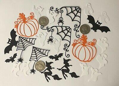 Halloween Scrapbook Embellishments (Halloween Theme Scrapbook)