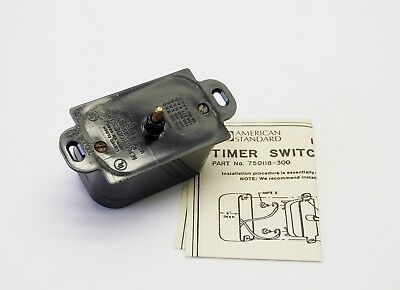 American Standard 750118-300 Timer Switch NOS