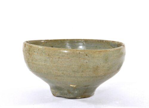 Joseon Dynasty Korean Korea Pottery Celadon Tea Bowl Cup