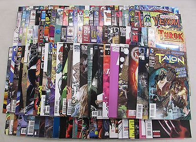 ***HUGE*** lot of 125 RANDOM comic books: DC, MARVEL & More - NO DUPLICATES!!!!!