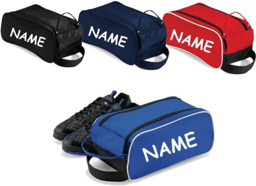 Personalised Team wear Shoe Bag - football, Rugby, Sports, Dance - boot bag