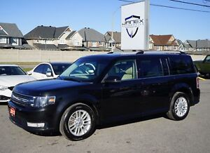 2013 Ford Flex SEL ACCIDENT FREE | ALLOYS | AWD | LOW MILEAGE