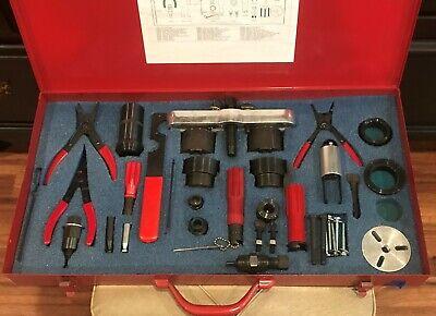 Ac Compressor Master Tool Set Hvac Air Conditioner