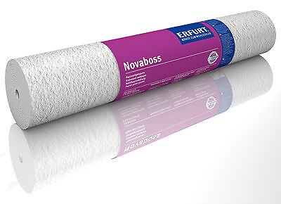 ERFURT Novaboss Basic 251 Papierprägetapete 5,33m² Überstreichbar