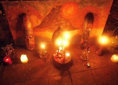 MÄCHTIG Ein Wunsch Deiner Wahl Voodoo Ritual Rituale vom Meister +