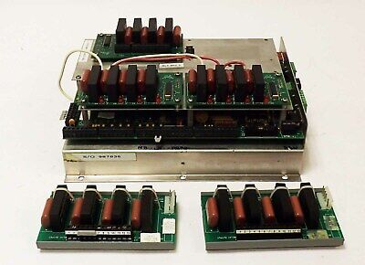 Thermotron Ats-320-v-705-705 Control Board With 2 - 4 Event Relay Boards
