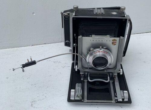 Vintage Linhof Technika Camera