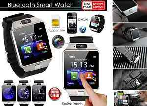 Smartwatch-per-Apple-iOS-e-Android-Orologio-touch-Smart-Watch-bluetooth-SD