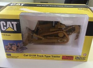 NIB..genuine CAT D11R Track Type Tractor 1:50 scale Southern River Gosnells Area Preview