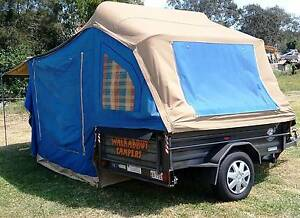 WALKABOUT CAMPER TRAILER, 8ft TENT, ANNEXE, QUICK SETUP DESIGN Burpengary Caboolture Area Preview