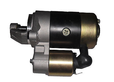 Diesel Starter Motor Fits Engines Yanmar & Chinese Engine 186 178, 10hp and 6 hp