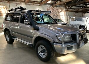 2001 TOYOTA LANDCRUISER **FACTORY TURBO DIESEL** Launceston Launceston Area Preview